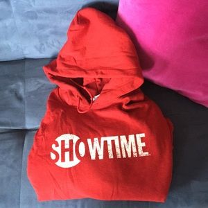 Showtime Original Large Hoodie Sweatshirt